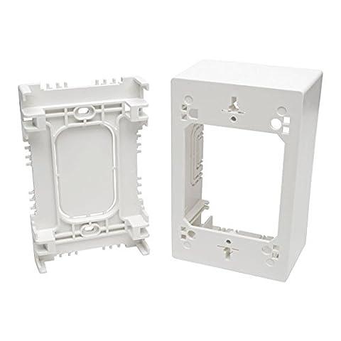 Tripp Lite Boîte surface-mount Boîte de jonction Blanc