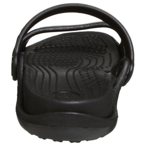 Chaussures de Crocs Cleo femmes Black/black