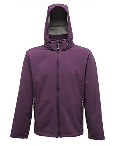 Regatta Standout - Blouson - Femme Magestic Purple/Lt Steel