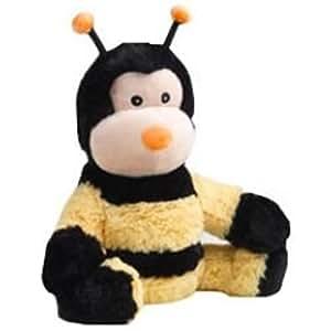Cozy Plush - CP-BEE-1 - Intelex - Peluche à réchauffer au micro-ondes - Abeille