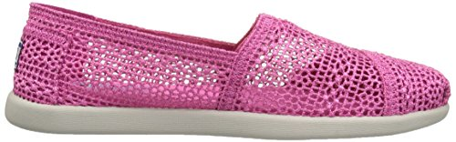 Skechers Bobs World-Dream Catcher, Chaussures Femme, Blanc/Multicolore Hot Pink