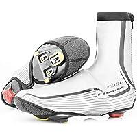 LeKing Cubre Zapatos de Ciclismo Cubre Zapatos a Prueba de Viento a Prueba de Viento y Cubre Zapatos con diseño de Bloqueo