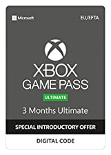 Offer: Xbox Game Pass Ultimate | 3 Months | Limit 1 Per Customer