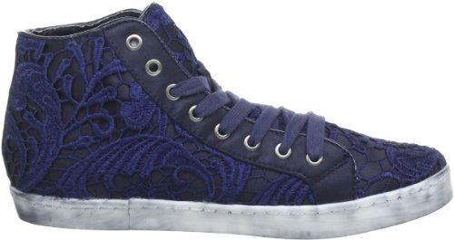 Colors of california Hc.skech5, High-top femme Bleu - Blau (Jeans DEN)