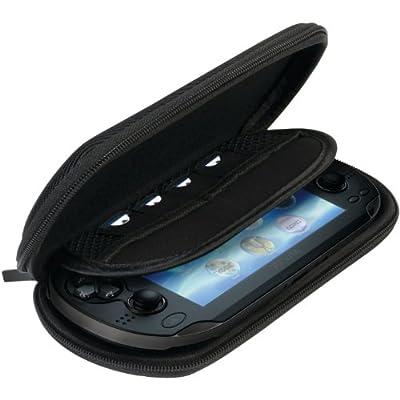 CTA Digital Eva Protective Travel case - Fundas para consolas portátiles Negro