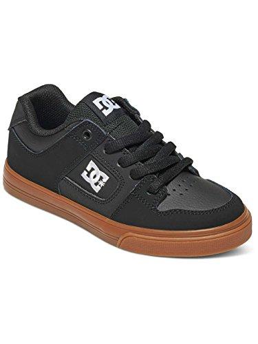 DC, Sneaker bambini Black/gum