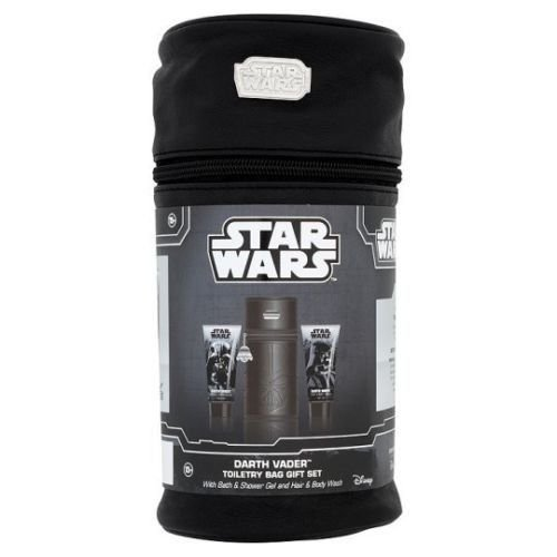 Star Wars Darth Vader estuche de baño Set Regalo