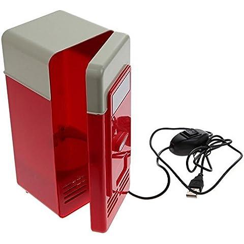 kokome Mini USB Frigo portatile alimentazione USB Mini Frigo e