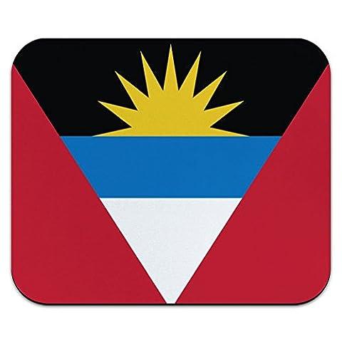 Graphics and More Antigua und Barbuda National Flagge Mauspad Mauspad