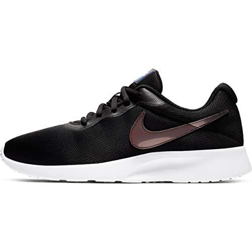 Nike Tanjun, Scarpe Running Uomo, Bianco (White/Black 101), 46 EU