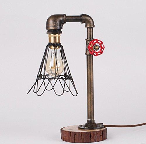 Tablet Wasserpfeife Cafe für das Schlafzimmer/Wohnzimmer/Nachttisch / Kantine / Kaffee Zimmer Weihnachtsgeschenke Dekorative Leuchten Office Lampe, 36 * 15-A (Lampe 15a)