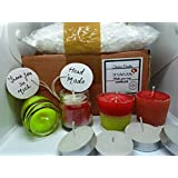 SHAMA Candle Making Supplies/Activity kit for Adults, Kids and Art Learner and Gift Pack for New Year