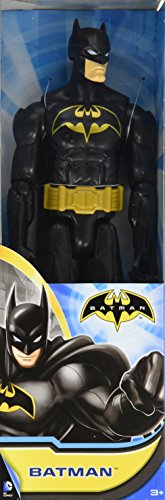 mattel-dc-comics-12-inch-batman-action-figure-black-costume