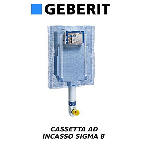 Cassetta wc incasso Geberit ORIGINALE Modello Sigma 8