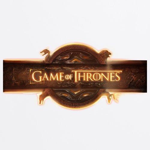 Official Game of Thrones - Official Logo T-Shirt, Damen Wei