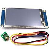 "Asiawill Nextion NX4024T032 Generic 8,13 cm (3,2"") HMI TFT risoluzione 240 x 400, intelligente LCD Module Display Touch"
