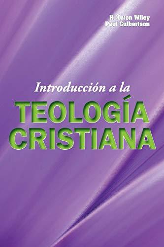 Introduccion a la Teologia Cristiana