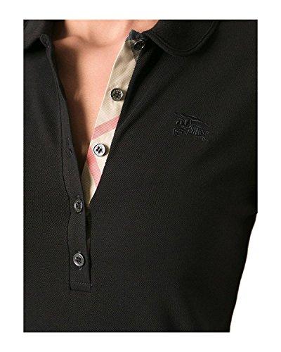 BURBERRY - Polo pour Femme YSM70254 Noir