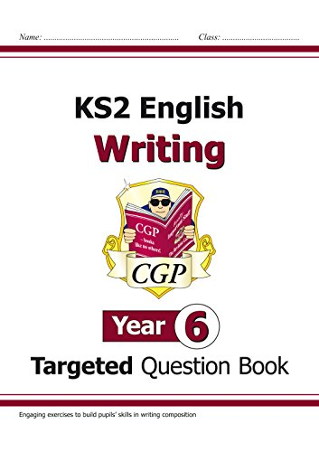 New KS2 English Writing Targeted Question Book - Year 6