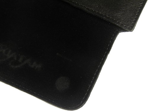 Exclusiv Slim Design In Old Style Vintage Antik Echt Leder Tasche von Matador für Huawei NOVA Plus Handytasche Gürteltasche Quertasche mit GürtelClip Special Anfertigung Schutzhülle Etui Case in Tabac Natur Schwarz