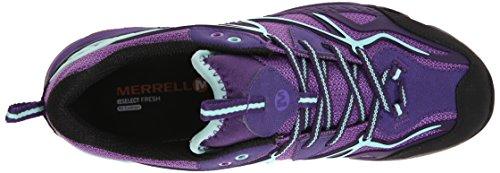 Merrell CAPRA SPORT Damen Trekking- & Wanderhalbschuhe Royal Lilac/Aventurine