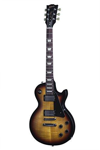 Gibson USA LPSTSFCH1 Les Paul Studio Faded 2016 T Satin Fireburst Chitarra Elettrica