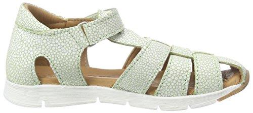 Bisgaard Sandals, sandales fermées mixte enfant vert (38 Lime)