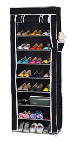 armario-zapatero-8-baldas-acabado-en-tela-de-lona-color-negro-medidas-60-160-30-cm