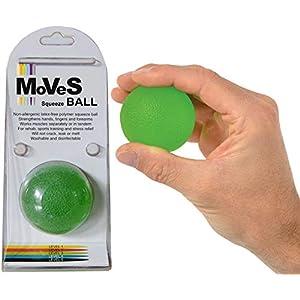 MSD Squeeze Ball Handtrainer in extra leicht, leicht, mittel, stark, extra stark (leicht)