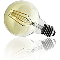 Antichità Filament 4W Lampada a LED sostituisce