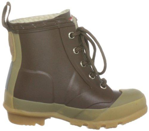 Hunter Hunter Thurloe Kids, Chaussures de sport mixte enfant Marron (Marron-TR-I3-135)