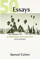 50 Essays: A Portable Anthology by Samuel Cohen (2016-11-04)