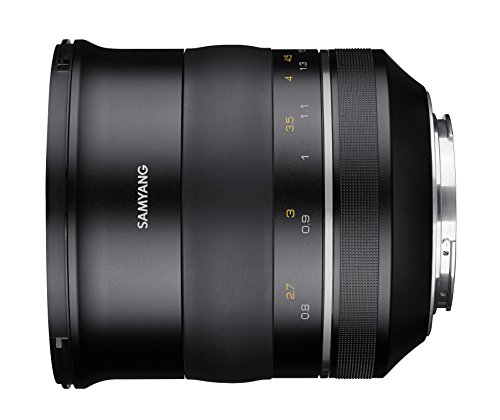 Samyang Premium 85mm F1.2 XP MF–Objektiv für Canon EF - 2