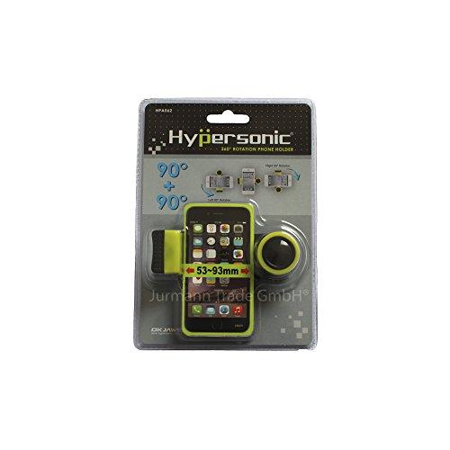 Preisvergleich Produktbild Jurmann Trade GmbH® Hochwertige 360° drehbare universelle Halterung für Smartphone , Handy , MP3 Player etc.