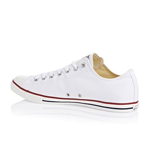 Converse Ct Coat Wash Ox, Damen Sneakers Weiß (optical white)