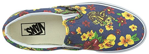 Vans Herren Slip On Classic Slip-On Slippers (aloha) dress blues