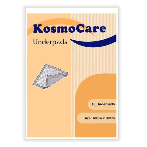 KosmoCare Disposable Underpads - 10 Count