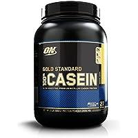 Optimum Nutrition Gold Standard 100% Casein Protein Powder, Banana Cream, 2 Pound