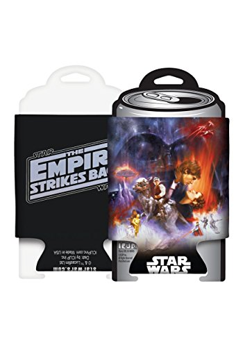 Star Wars Empire Strikes Back Poster Can Cooler Standard
