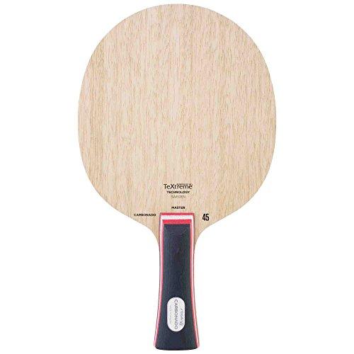 Stiga Carbonado 45 (Classic Grip) Table Tennis Blade, Wood, One Size