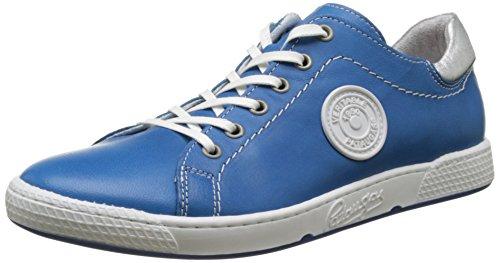 Pataugas Jayo, Baskets Basses Femme Bleu (Cobalt)
