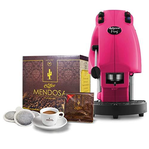 Didiesse Frog ESE 44 Kaffeemaschine für Pads, lachsfarben
