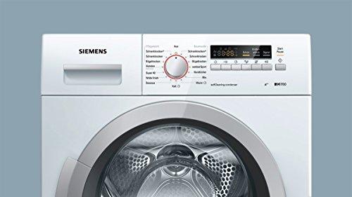 Wärmepumpentrockner Siemens iQ700 WT46W2FCB - 5