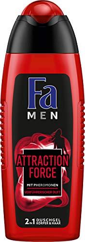 Fa Men Attraction Force Duschgel, 6er Pack (6 x 250 ml)
