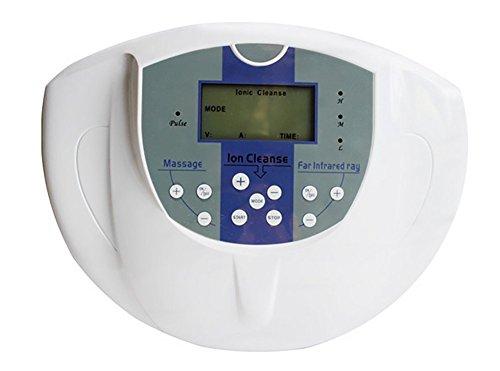 Körper Detox-cleanser (ZBLL Detox Ion Cleanser Galvano Detox Fußmassagegerät Fuß Ionic Reinigen Gerät Mit Infrarot-Heizgurten Fußbad.)
