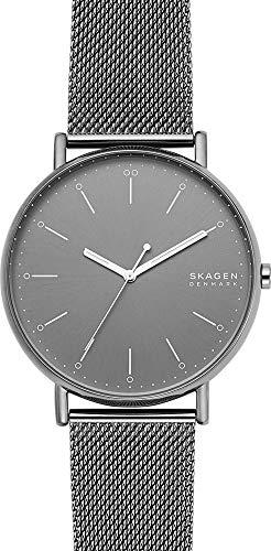 Skagen Hommes Analogique Quartz Montre avec Bracelet en Acier Inoxydable SKW6549