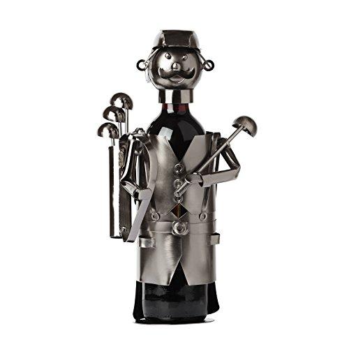 BRUBAKER Weinflaschenhalter Statue