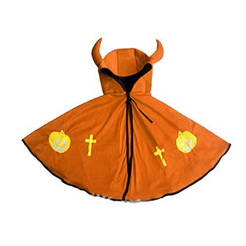 1 PCS Halloween-Teufel-Umhang Trick or Treat Robe Cosplay -