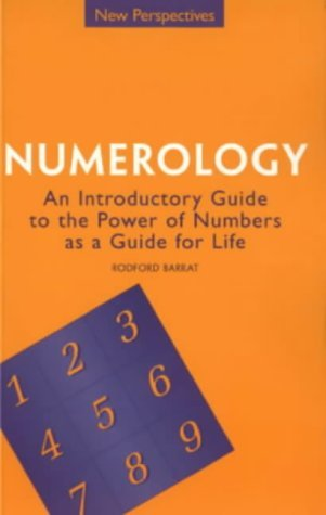 Numerology (New Perspectives Series) by Rodford Barrat (1999-08-05)