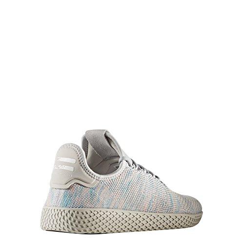 adidas Scarpe Pw Tennis Hu grigio blu rosa f282d5bd5ec